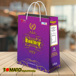 Shopping Bag Duplex Laminasi